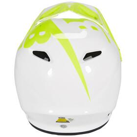 Bell Transfer-9 Kask rowerowy żółty/biały